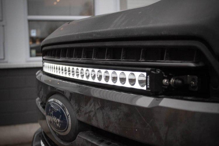 Modellanpassat Kit LED-Ramp Extraljus Ford F-150 15-21