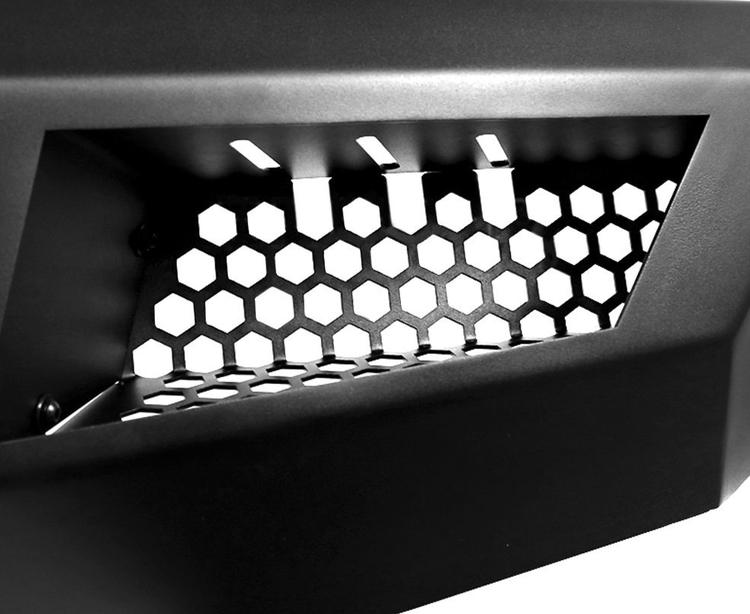 Stötfångare Fram Utan LED - Svart, Ford F150 15-16