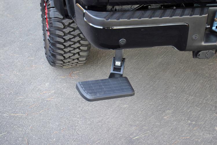 Fotsteg Bed Accsess PickupXL Parts