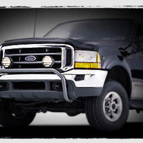 Frontbåge Warn, 99 Ford Super Duty 250/350/Excursion