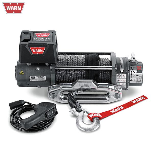 WARN VINSCH M8000-S