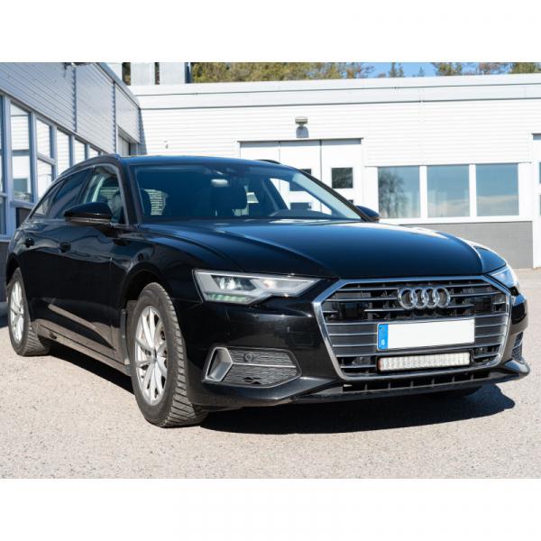 "Audi A6 modellanpassat Vision X - Shocker 20"""
