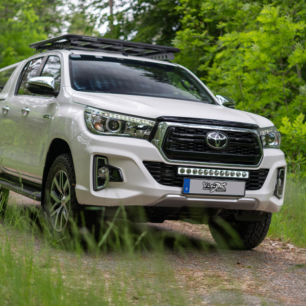 """Vison X 24"""" Modellanpassat Toyota Hilux 18-"""