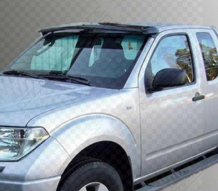Gangsterkeps Nissan Navara