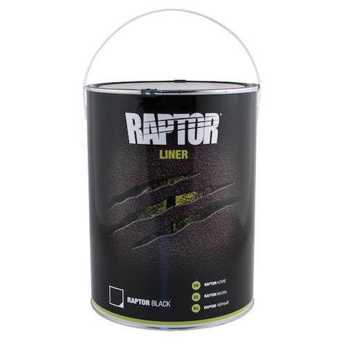 Raptor Bedliner 5L Svart