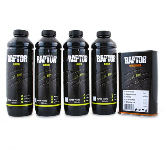 Raptor Bedliner 3,79L VIT