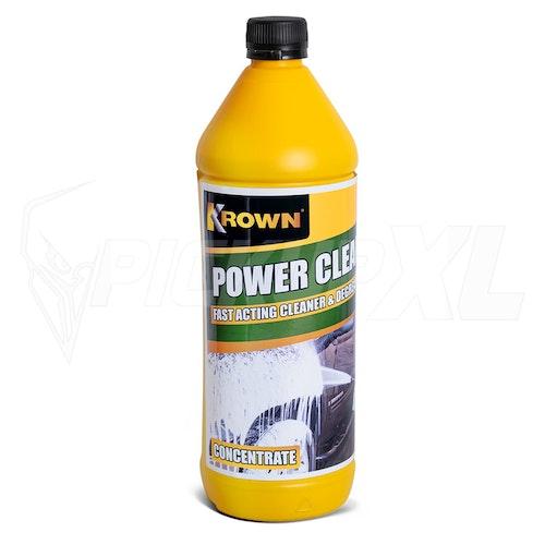 Power Clean Shampo / Avfettning - Krown  1L