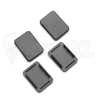 Lock för flaksidor Pocket Covers Dodge RAM 1500 09-18