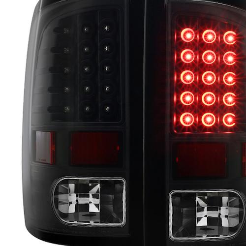 Bakljus LED Dodge RAM 09-18