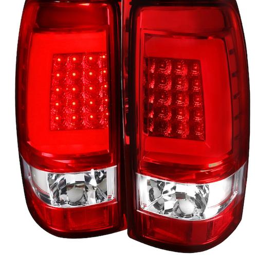 Bakljus LED Chevrolet Silverado / GMC Sierra 04-07
