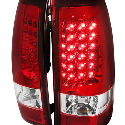 Bakljus LED Chevrolet Silverado / GMC Sierra  99-02
