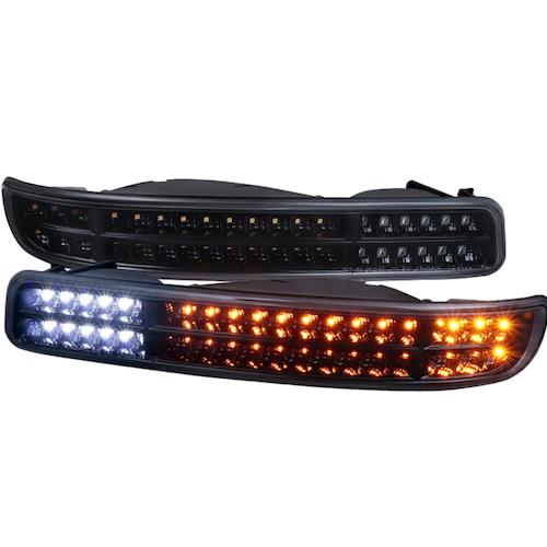 Blinkers / Positionsljus LED GMC Sierra MFL. 99-06