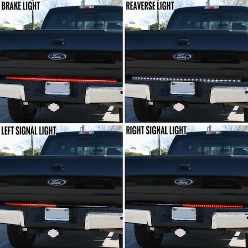 """Tailgate LED bar 49"""""""