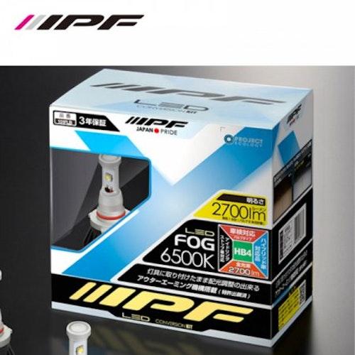 IPF  LED konverteringskit - Dimljus H11 5000k/6500K