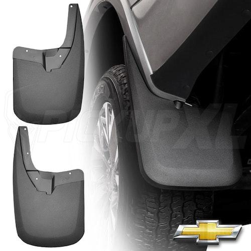 Stänkskydd / Stänklappar Chevrolet Silverado 1500 / 2500 / 3500 14-18