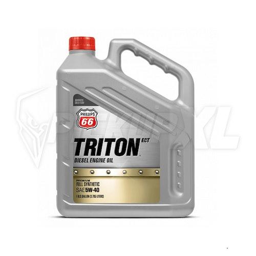 Triton® ECT Premium Helsyntet motorolja Diesel SAE 5W-40