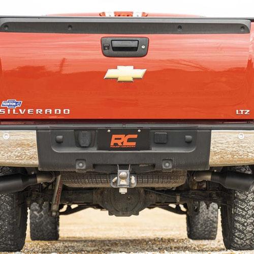 Avgassystem Rough Country Cat-back system Chevrolet / GMC 09-13