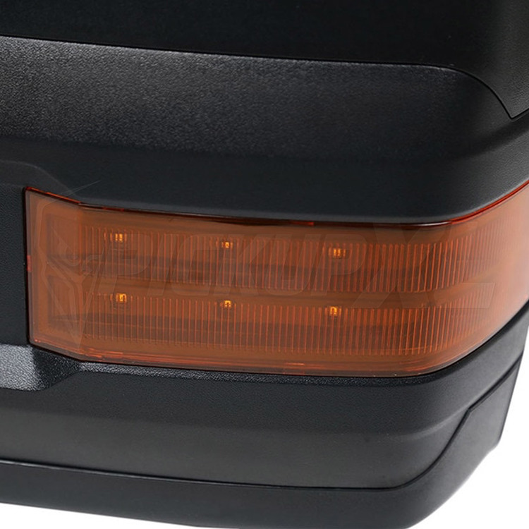 TOWING MIRRORS - POWER HEATED LED, Tundra 07-20