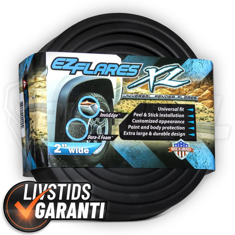 Gummibreddare Universal EZ Flares XL
