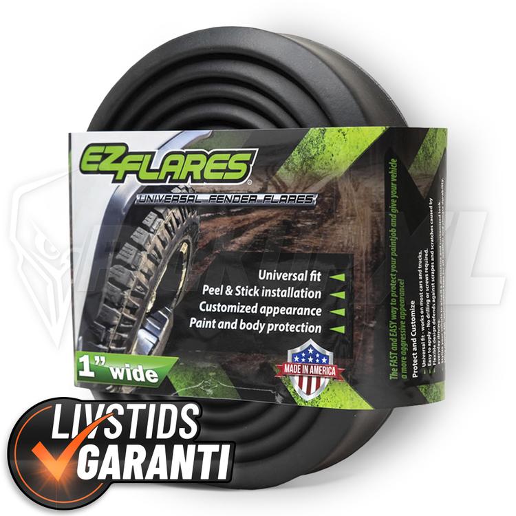 Gummibreddare Universal EZ Flares