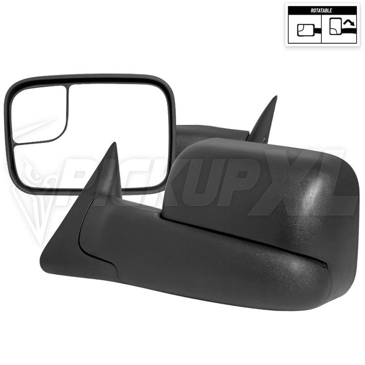 Towing Mirrors Dodge RAM 94-02