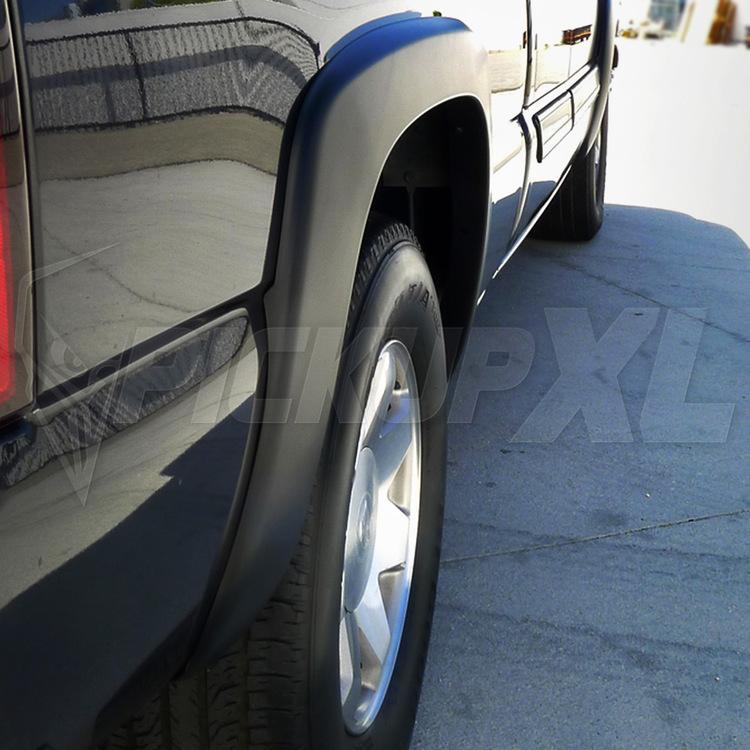 Skärmbreddare Chevrolet Silverado 99-06