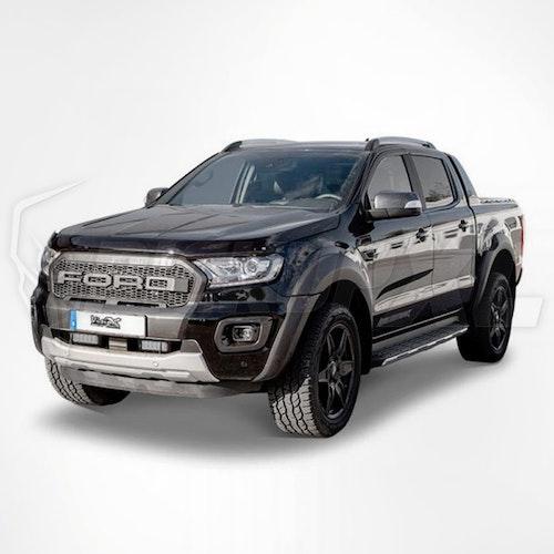 "Vision X 8"" Xmitter Prime 120W dubbelkit Ford Ranger 20+"