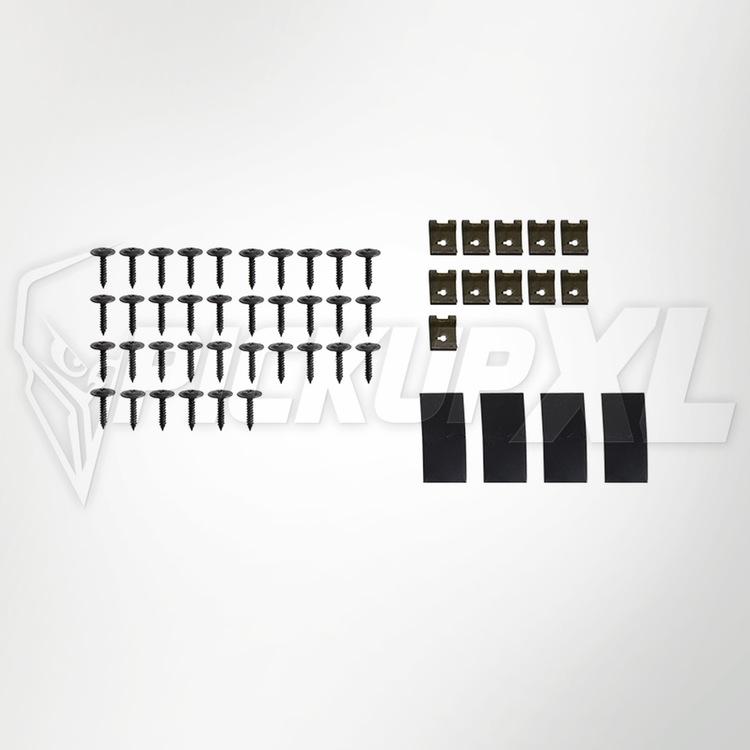Skärmbreddare Factory OE Style Dodge RAM 1500 09-18 Slät