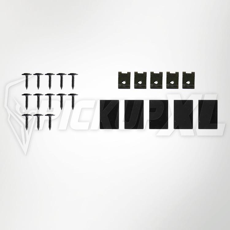 Skärmbreddare Dodge RAM 2500-3500 10-17 OE-Style