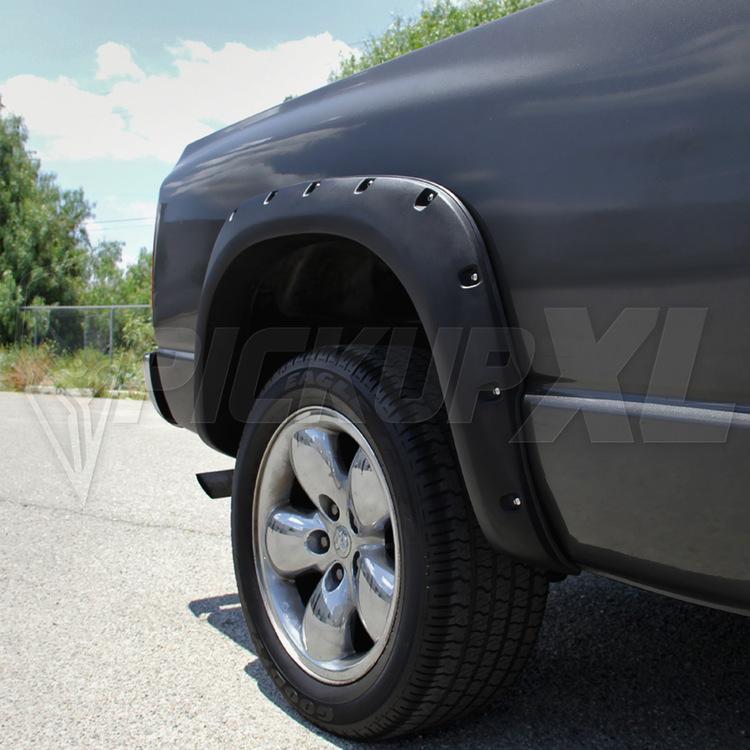 Skärmbreddare Dodge RAM 1500 02-08 / 2500-3500 03-09
