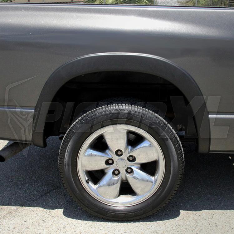 Skärmbreddare Dodge RAM 1500/2500 02-08/03-09 OE-Style