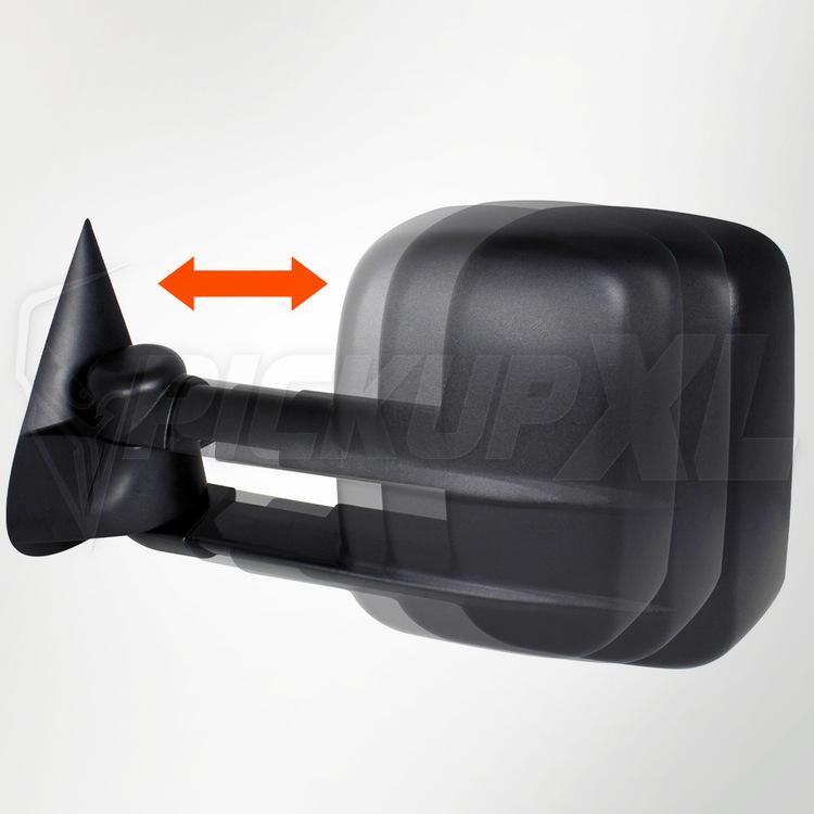 Towing Mirrors Defrost GMC / Silverado 03-06