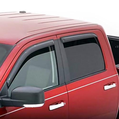 Vindavvisare AVS Dodge RAM 2500 & 3500 Quad Cab 03-09