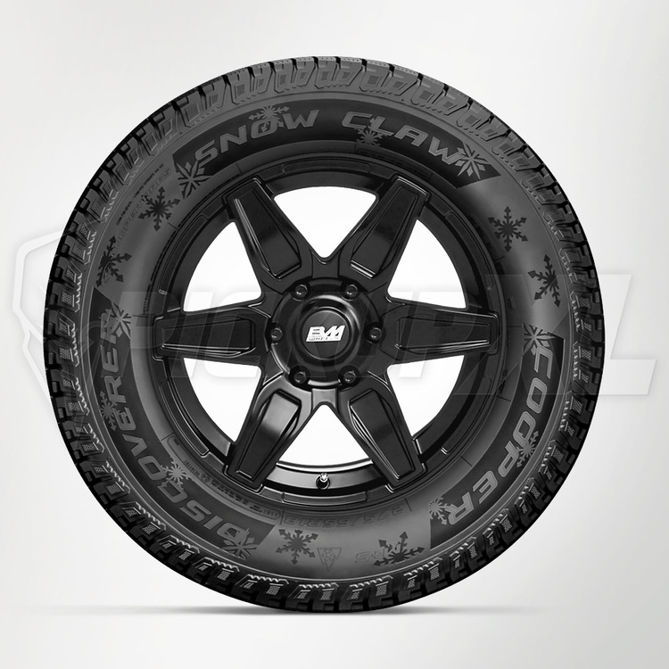 Vinterdäckspaket RAM 1500 2009-2018