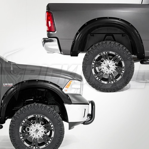 Skärmbreddare - Rough Country Dodge RAM 1500 09-18