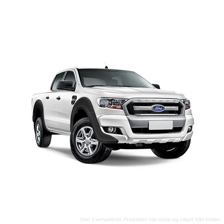 Skärmbreddare Slät Ford Ranger 15-