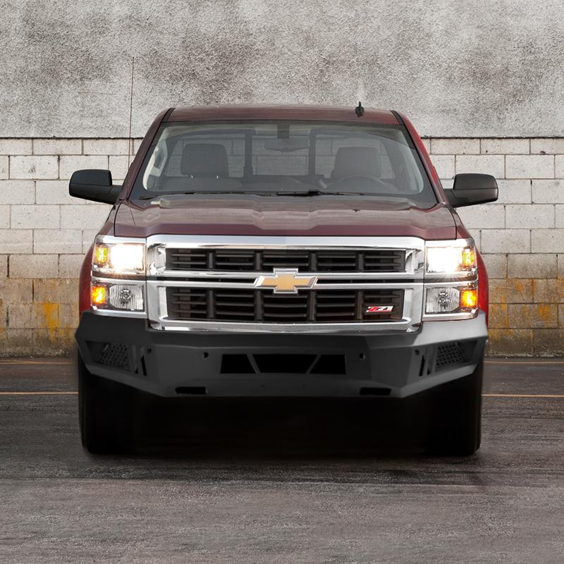 1500 Stötfångare Fram, Chevrolet Silverado 14-15