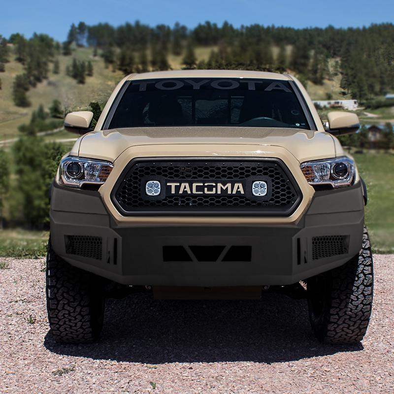 Stötfångare Fram, Toyota Tacoma 16-
