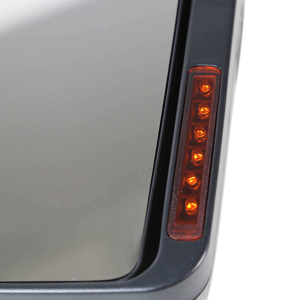 TOWING MIRROR-CHROME-LEFT-HEATED+POWER, F150 07-14
