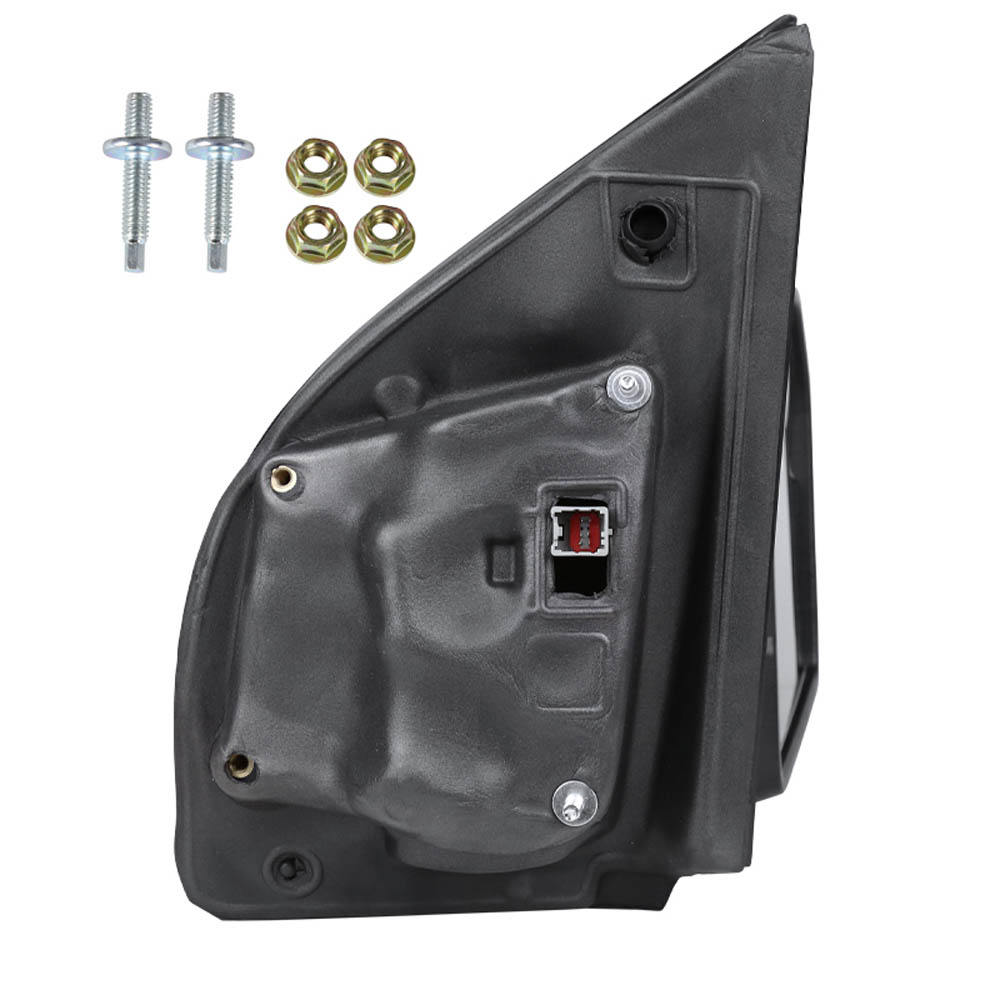 TOWING MIRROR-BLACK-RIGHT, F150 15-17