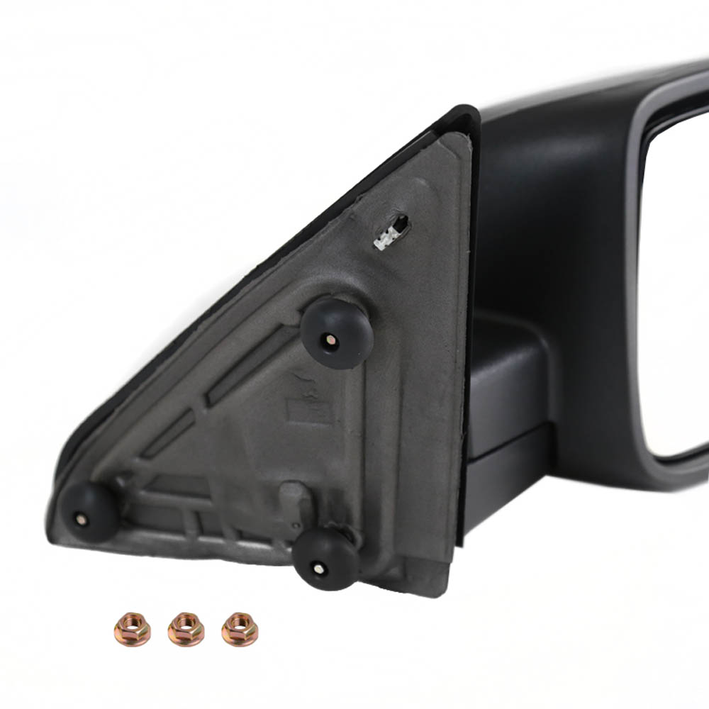 1500 TRUCK MIRROR RIGHT - OE STYLE-MANUAL, RAM 1500 09-12