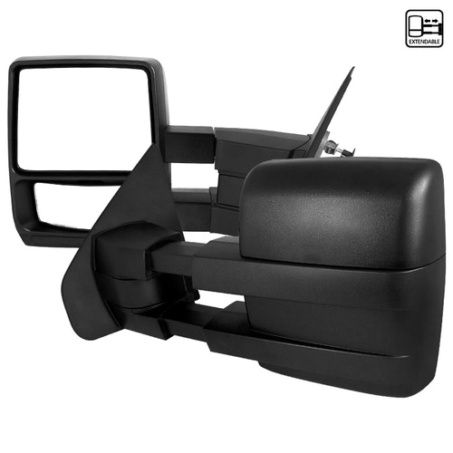 TOWING MIRRORS MANUAL ADJUSTMENT OE TYPE, F150 04-09