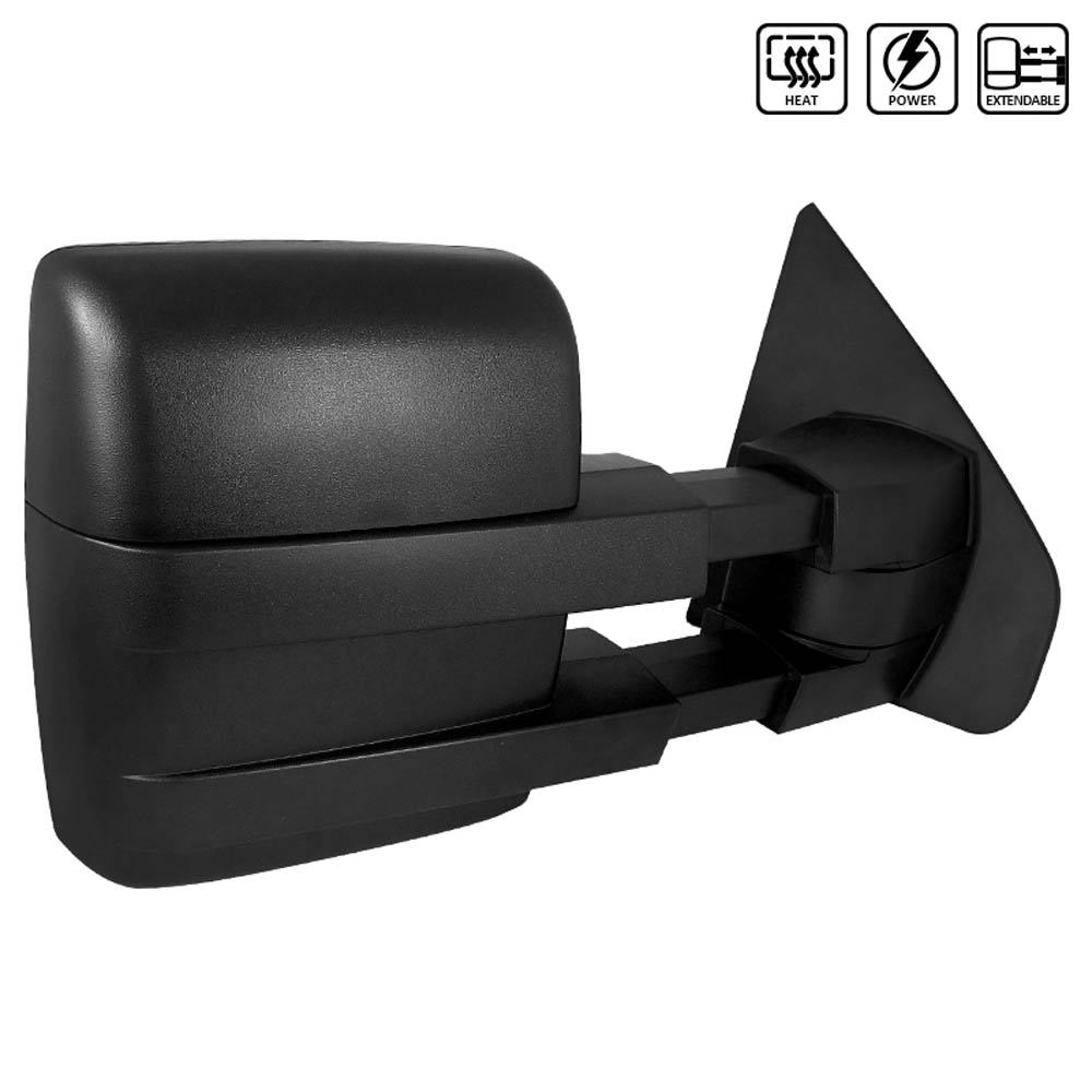 TOWING MIRROR - HEATED / POWER - RIGHT ONLY, F150 07-14