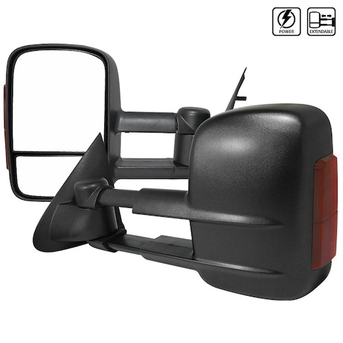 TOWING MIRRORS POWER, F150 97-03