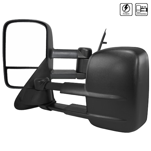 TOWING MIRRORS POWER, F150 97-04