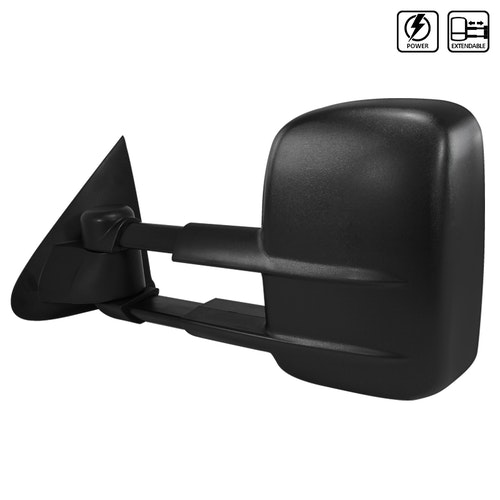 TOWING MIRROR - POWER / LEFT ONLY, F150 97-06
