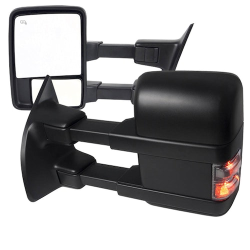 TOWING MIRRORS- POWER, HEATED, F250 11-15
