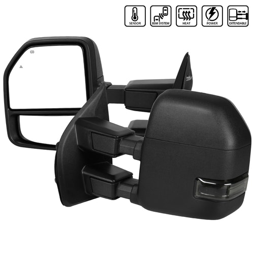 SUPERDUTY- TOWING MIRRORS, F250 17-