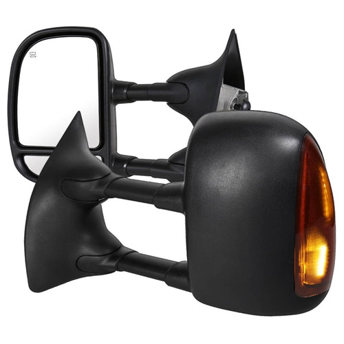 TOWING MIRRORS POWER, F250 99-07