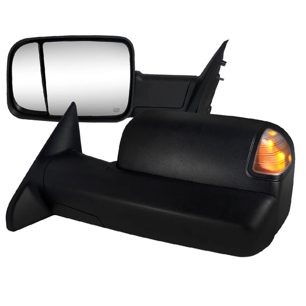 TOWING MIRRORS POWER ADJUSTMENT WITH HEATED FUNCTION, RAM 2500/3500 10-